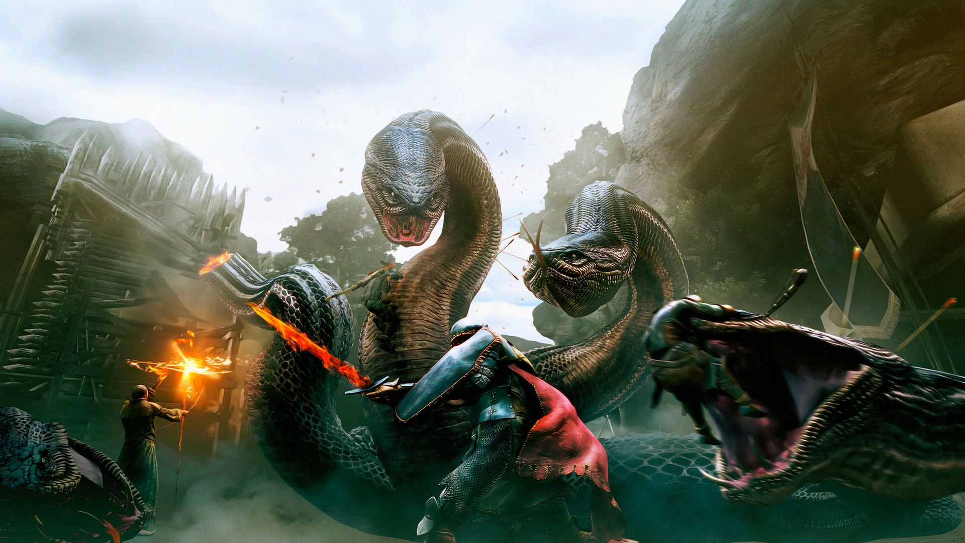Dragon's Dogma Online coming to PS4, PS3 and PC as a free-to-play game