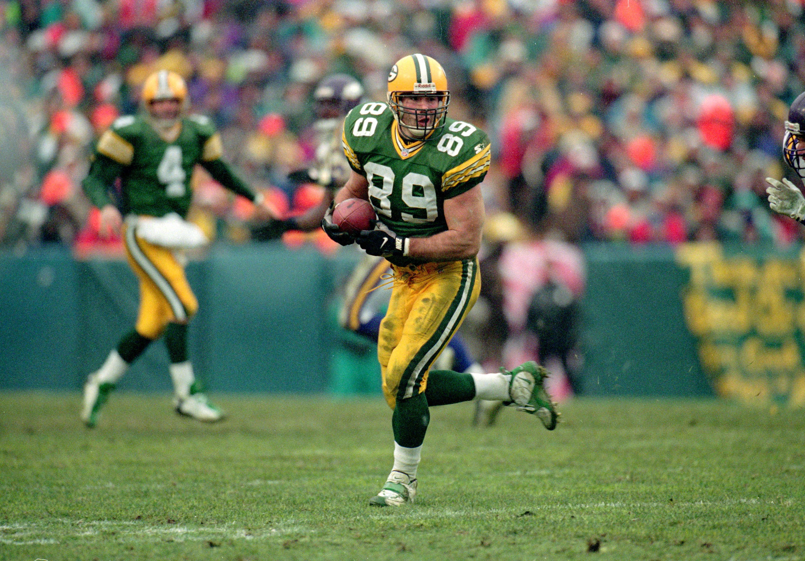 The 1996 Green Bay Packers