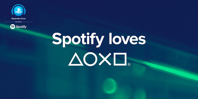 Spotify coming to PlayStation, ending Sony's Music Unlimited