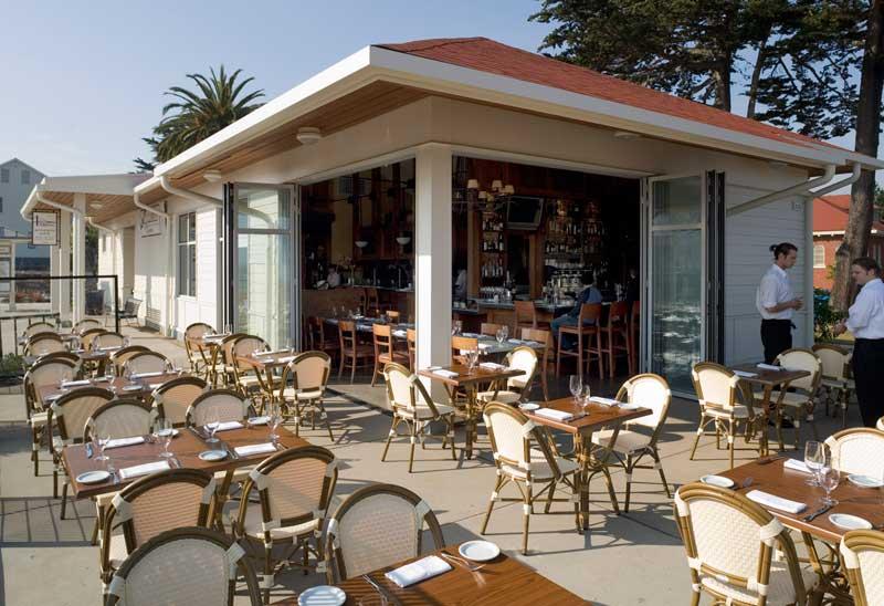 Presidio Transit Center Café