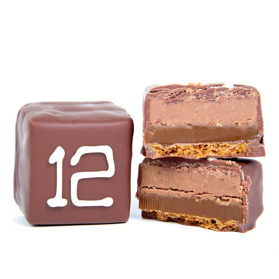 12th Man Beast Mode Bites from Theo Chocolate