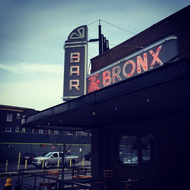 The Bronx Bar.