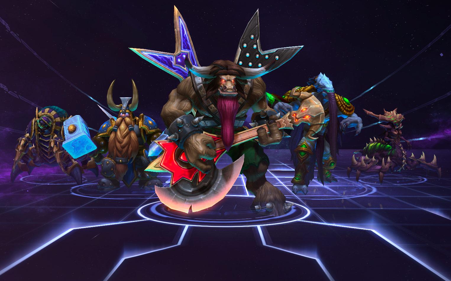Blizzard will add Heroes of the Storm characters 'forever until we get sick of it'