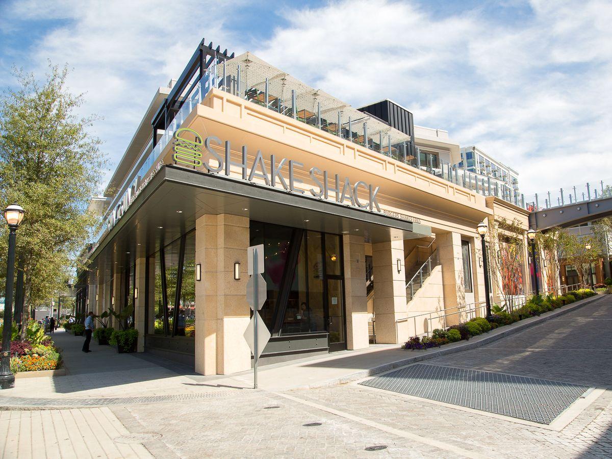 Shake Shack in Buckhead Atlanta.