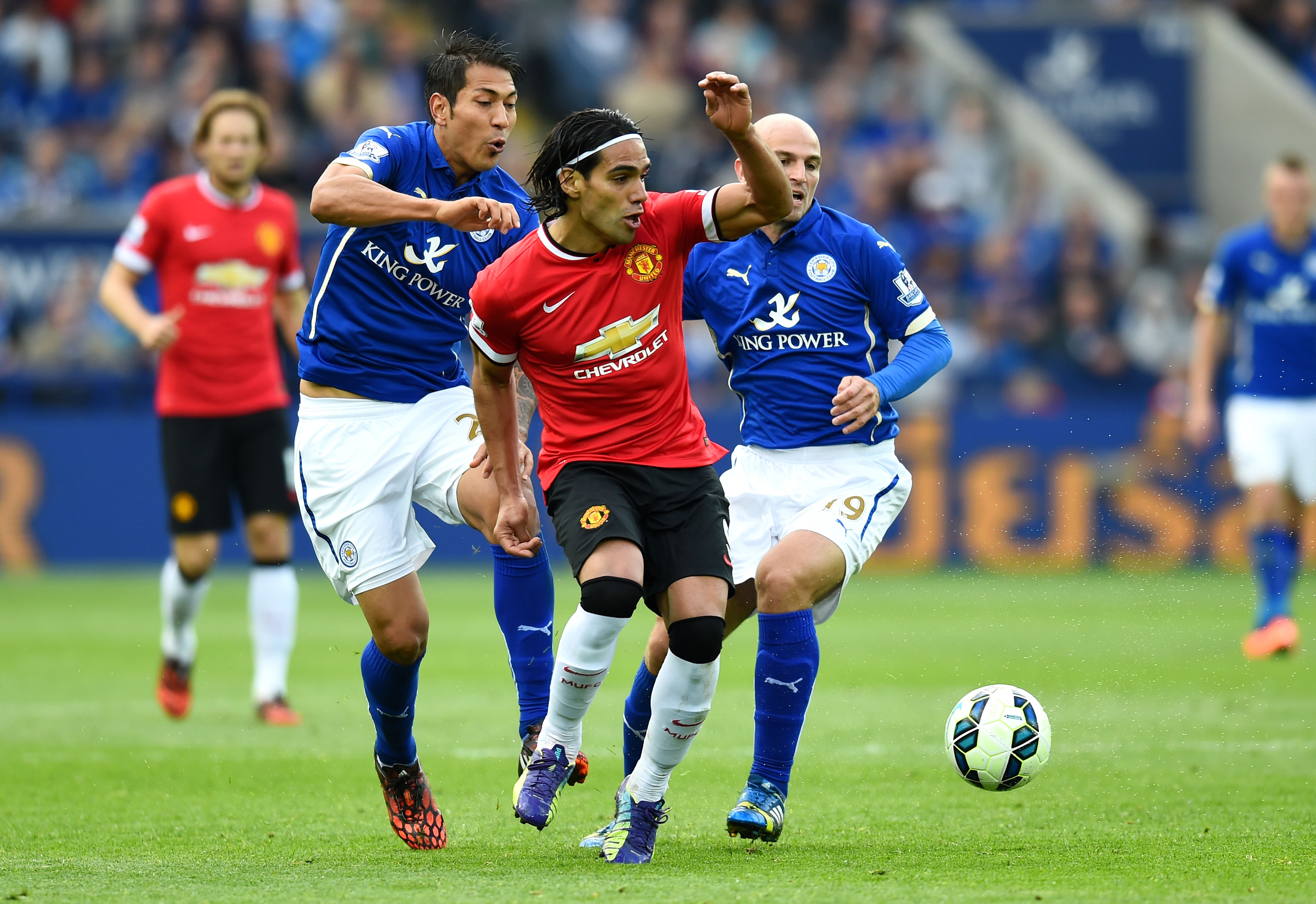 Manchester United vs. Leicester City live stream: Time, TV schedule and how to watch the EPL online
