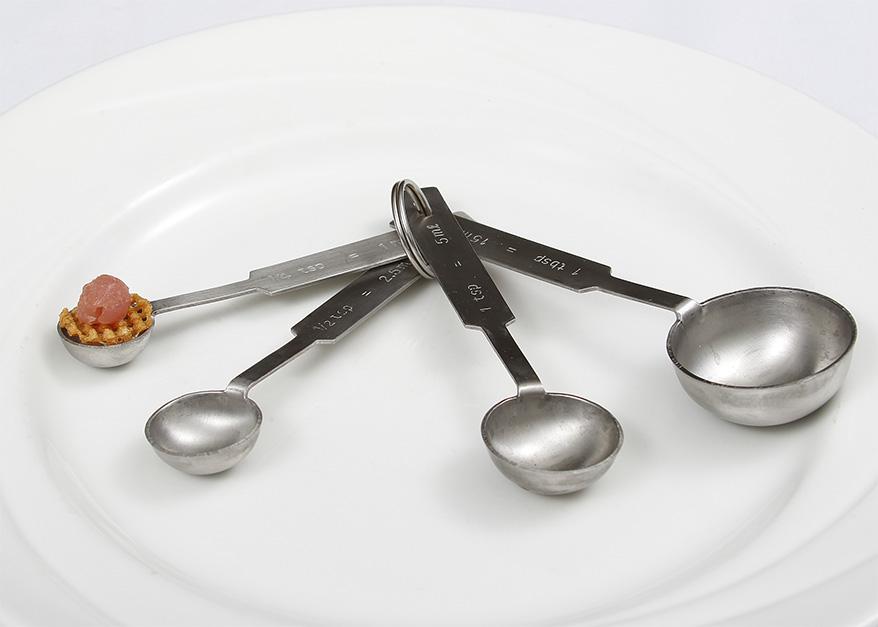 """Abbrev's """"s.s. tun"""" tuna tartare dish"""