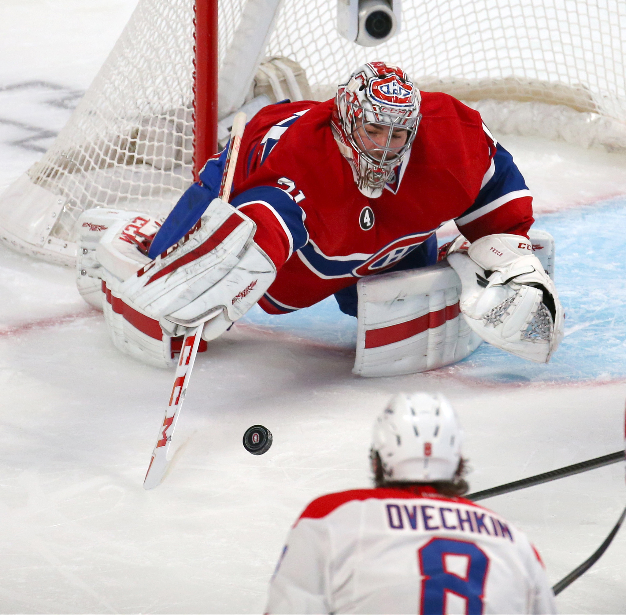 NHL power rankings: Carey Price carries Montreal to new heights