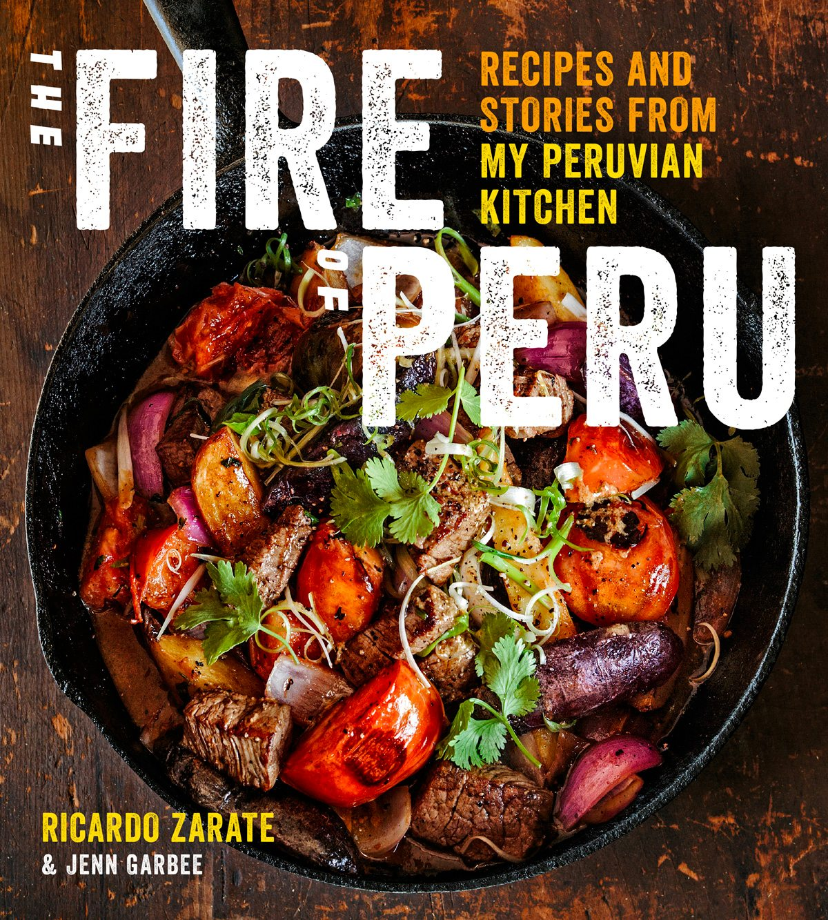 LA Chef Ricardo Zarate Will Release His First Cookbook Later This Year