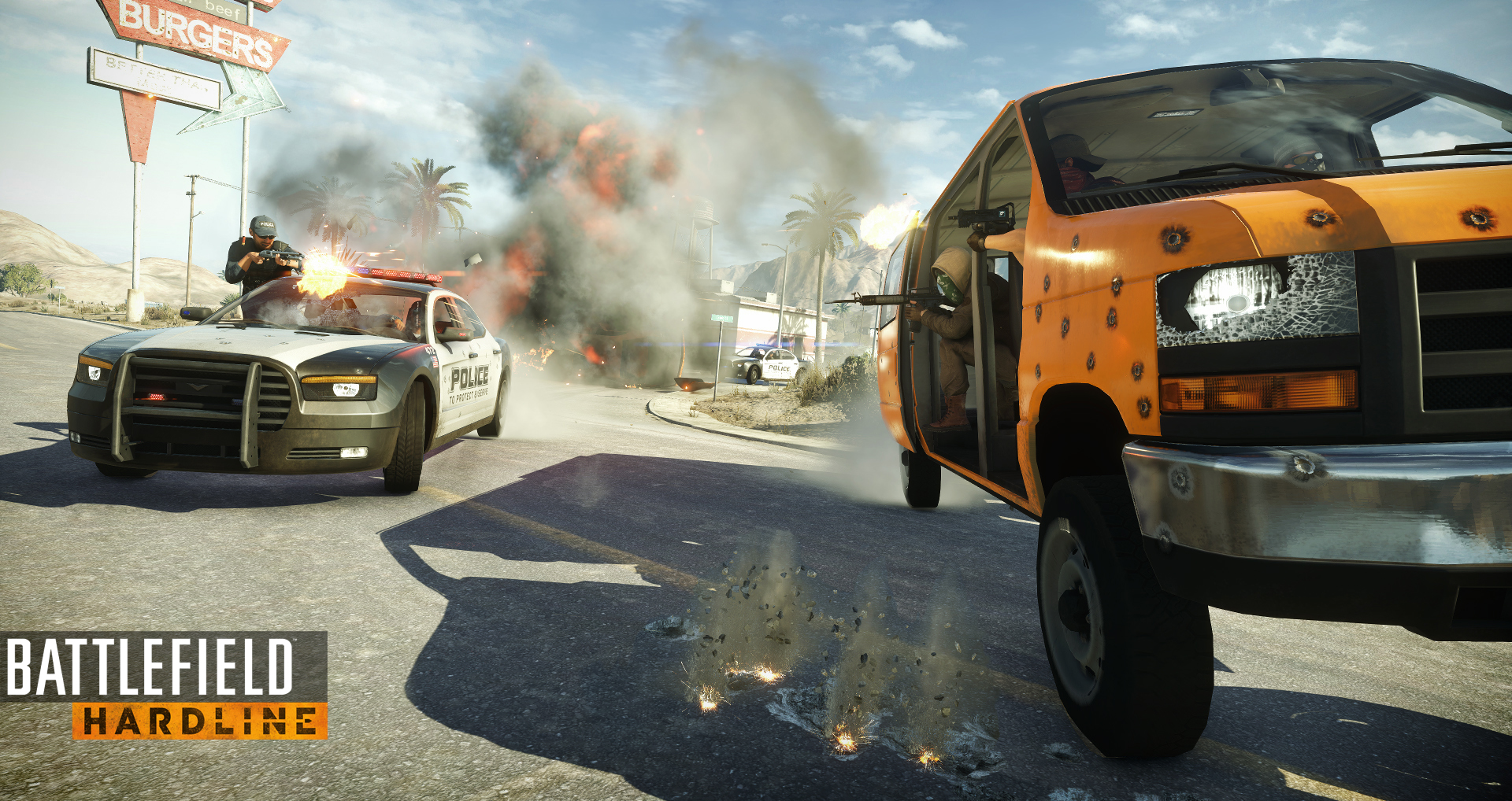 Here are Battlefield Hardline's PC system requirements