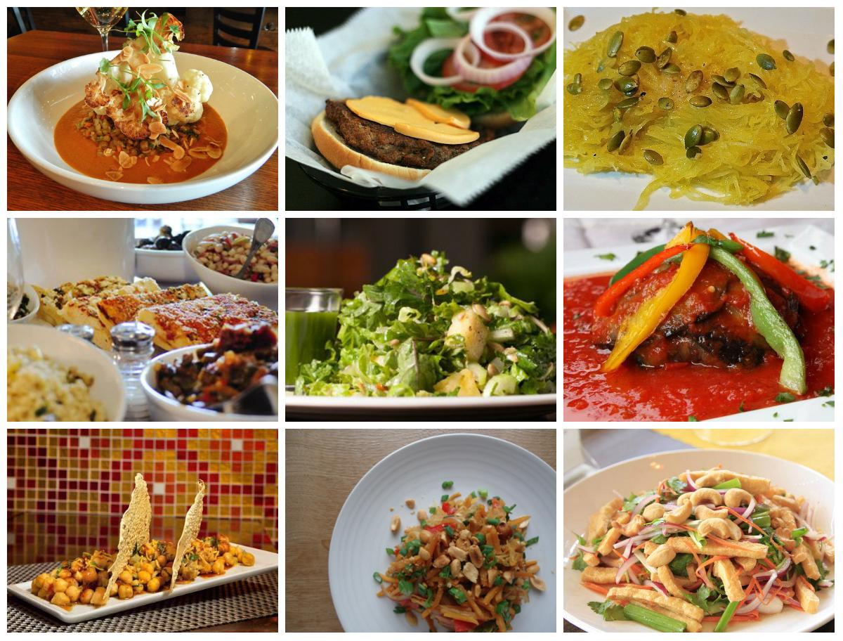 Max's Wine Bar, Kitchen 17, Unite Urban Grill, Anteprima, Beatrix, Cafe Orchid, Bombay Spice Grill, Winchester, Urban Vegan