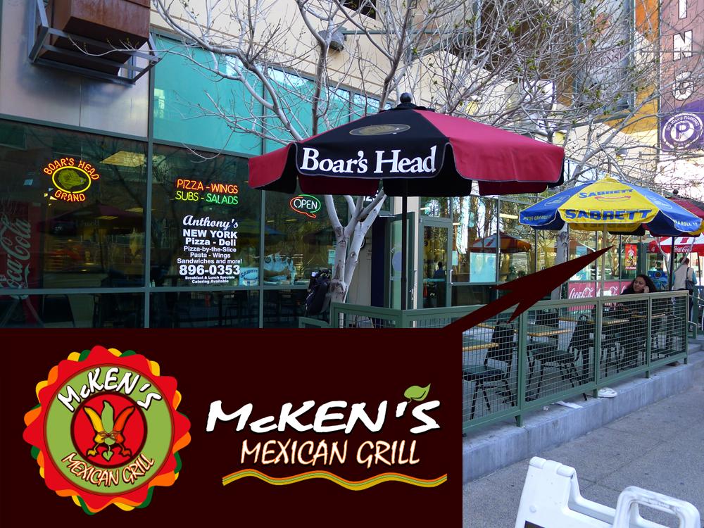 McKen's Mexican Grill