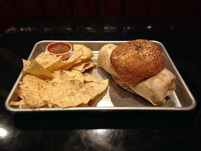 Burrito Patty