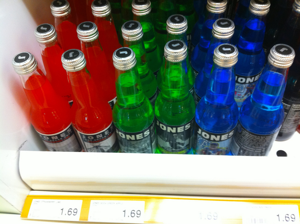 Craft Beverage Brand Jones Soda Makes a Play for Fast-Food Soda Fountains