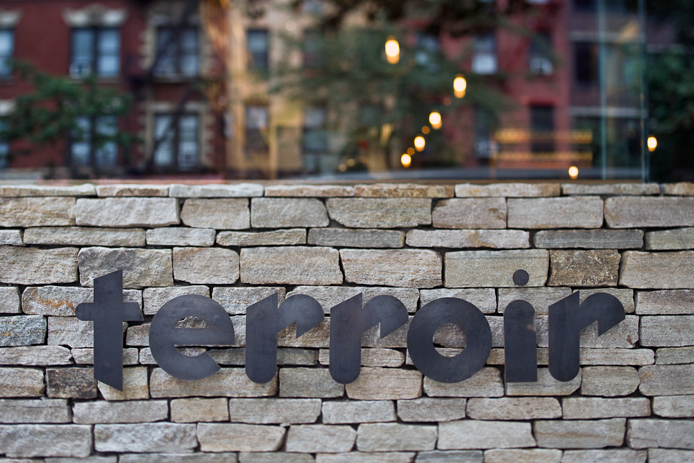 Terroir no more.