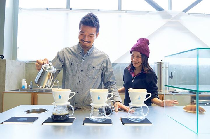 Blue Bottle Coffee's Tokyo Invasion Becomes Official This Friday