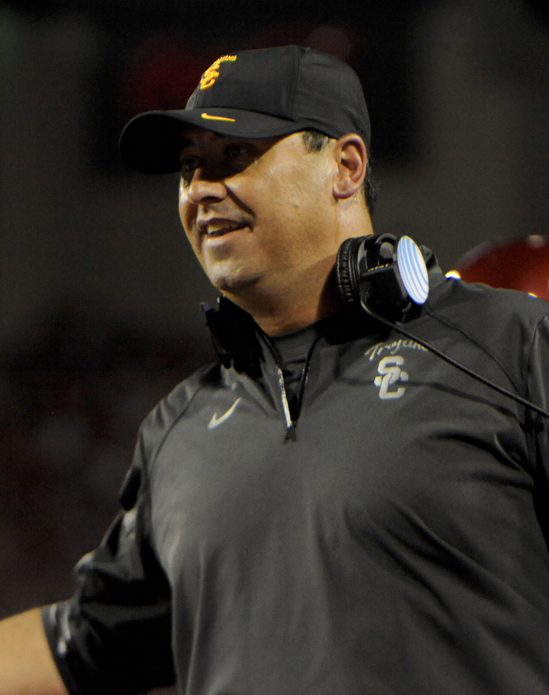 Coach Sarkisian technically has another recruit in the 2015 class.
