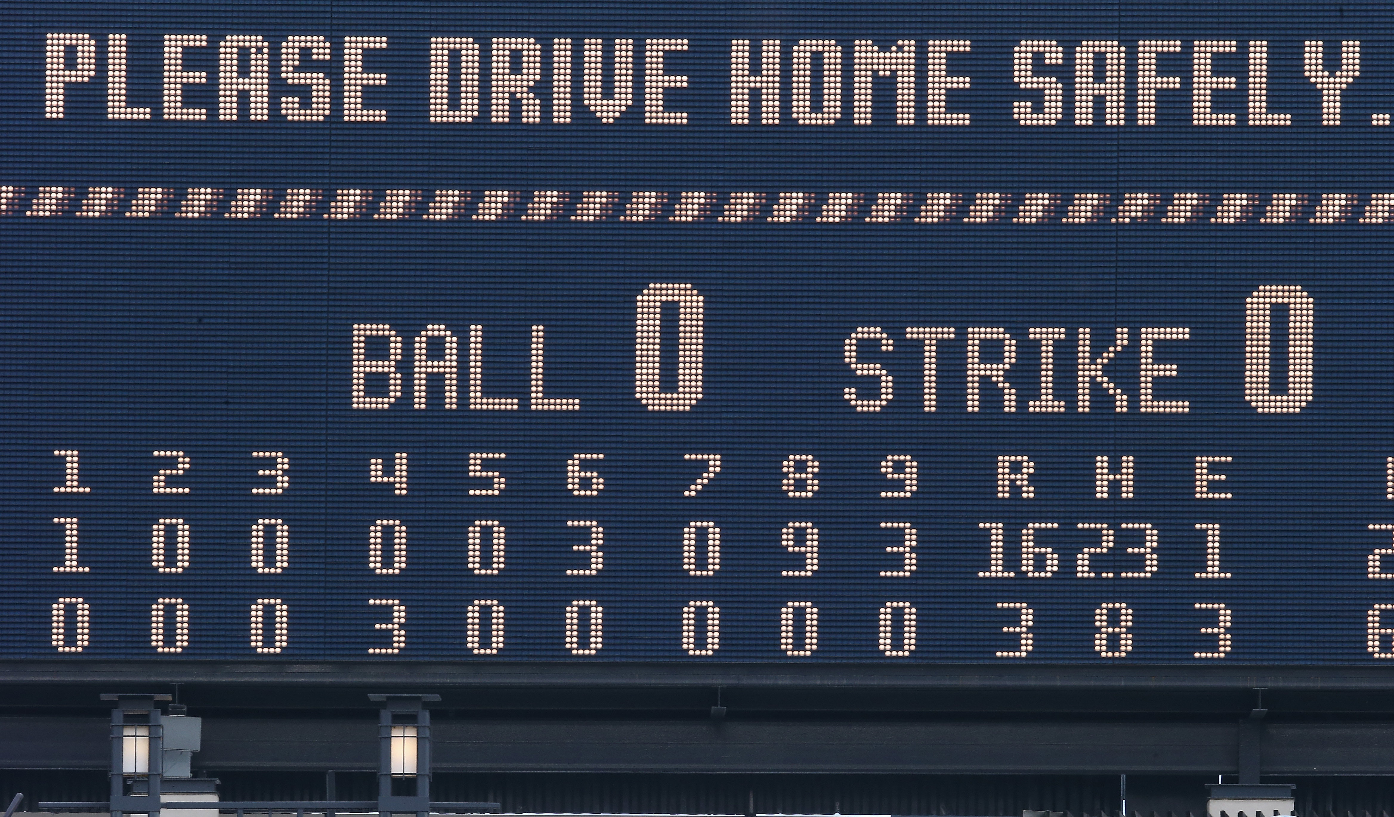 The Mercy Rule is reserved for games like this...