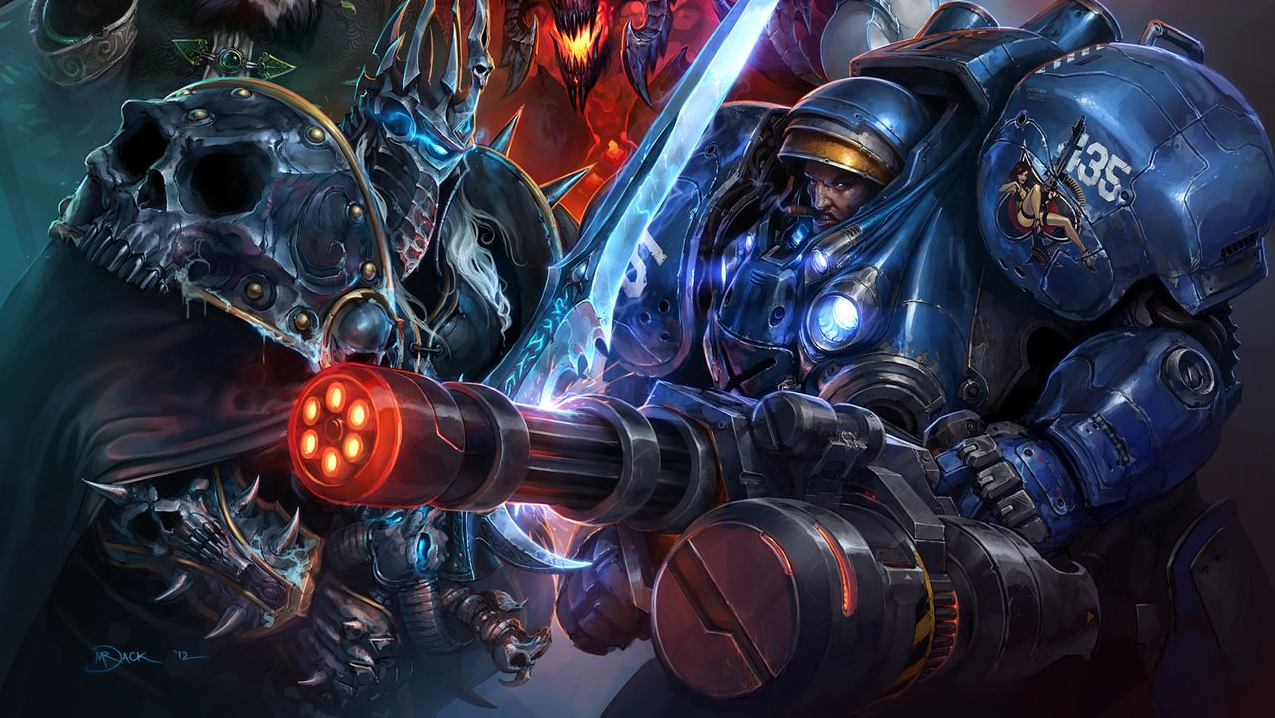 Blizzard's Heroes of the Storm is a game for losers (like me)