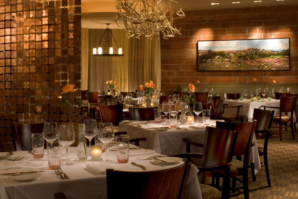 Stephan Pyles' flagship restaurant.