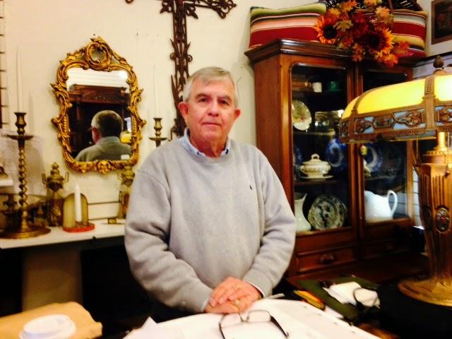 "Co-owner Randy Markins; photo via <a href=""http://hoodline.com/2015/02/castro-street-antique-mall-closing-this-month"">Hoodline</a>"