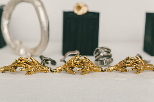 Alice Waese jewelry; Photo by Driely S. for Racked