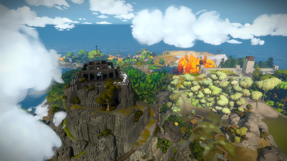 The Witness is '10x bigger than Braid,' creator says