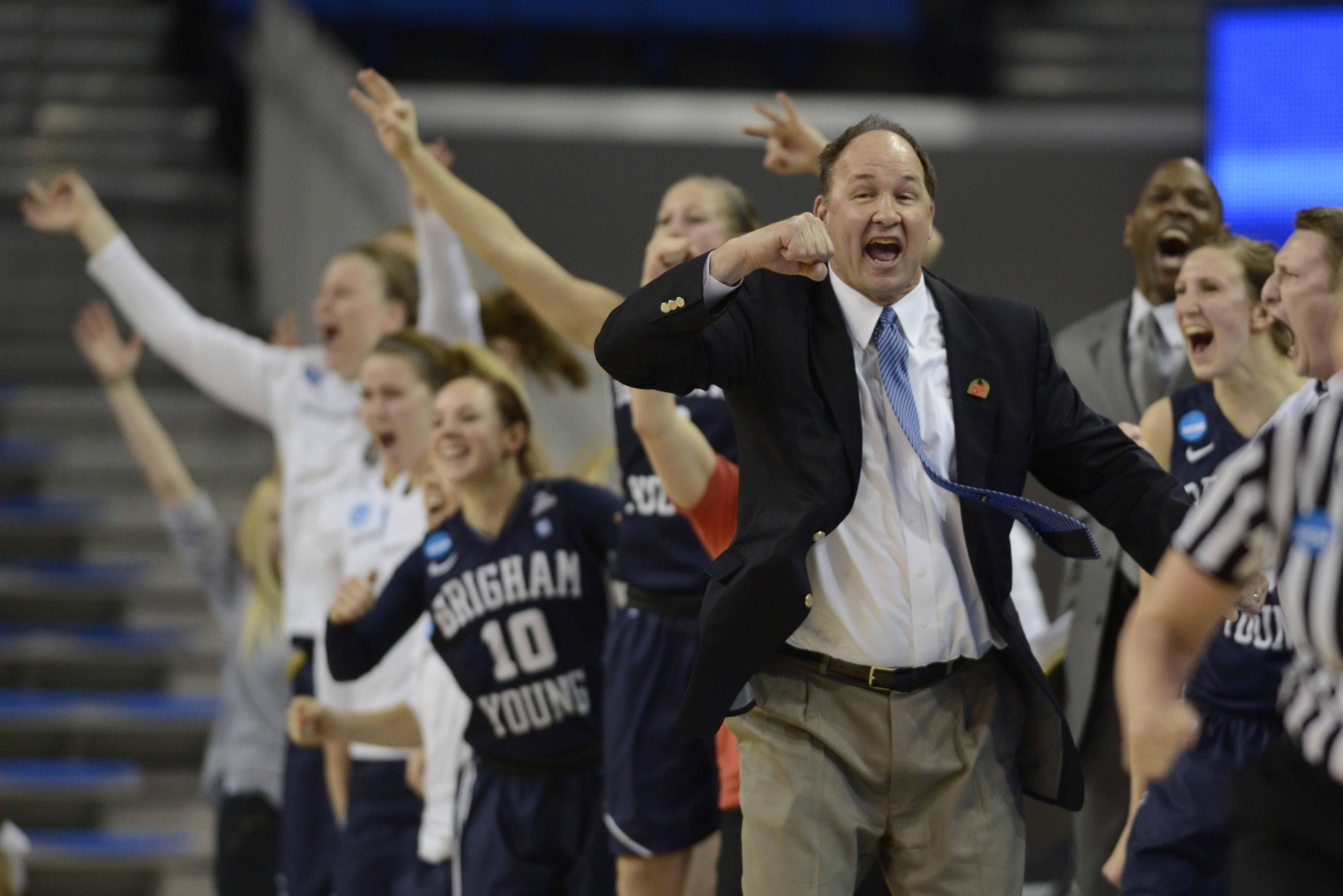 Coach Jeff Judkins earned win #300 last week.
