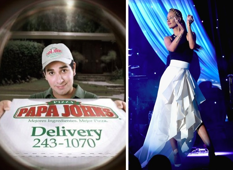 Iggy Azalea Lashes Out at Papa John's Over Phone Number Security Breach