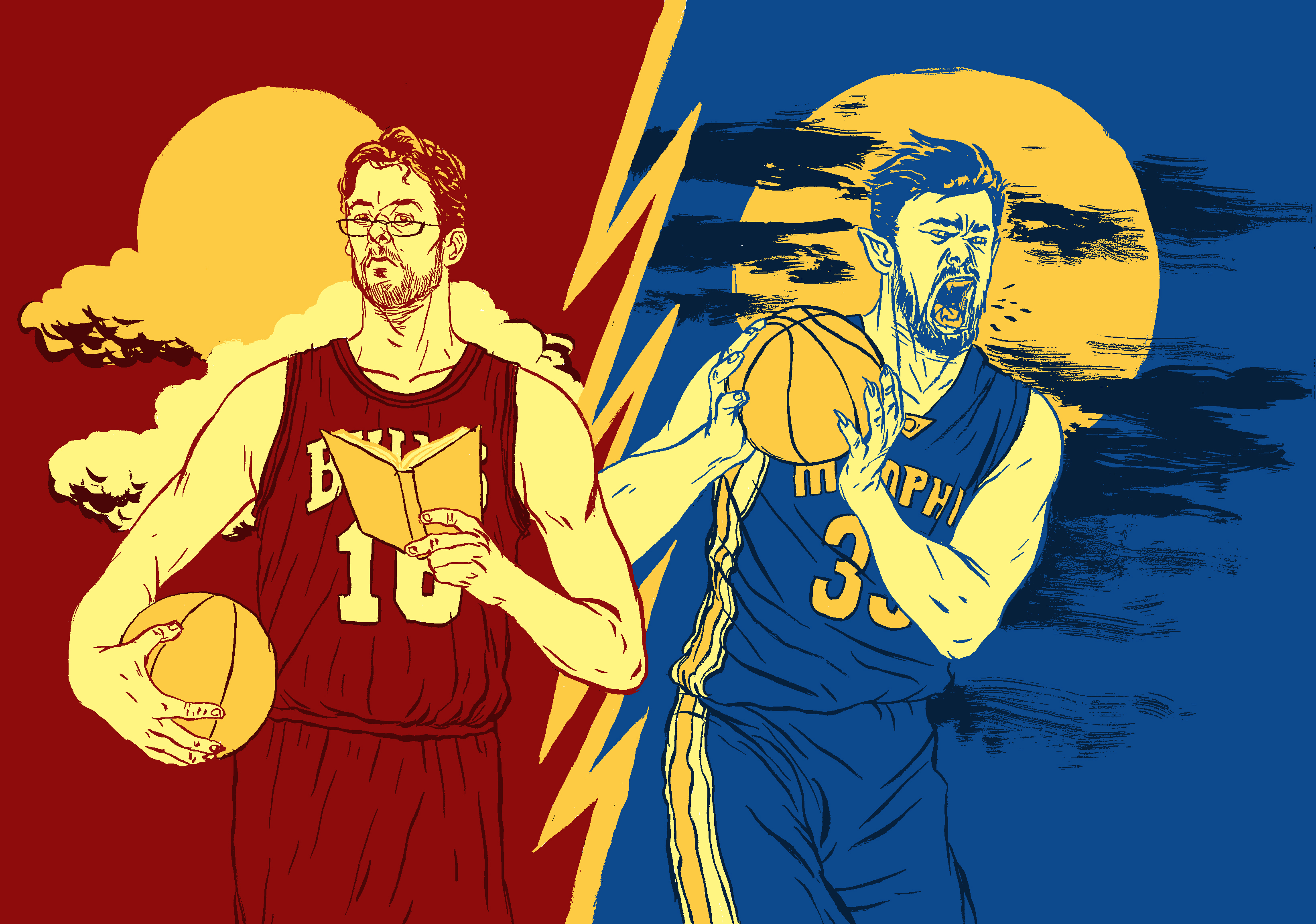 Pau and Marc Gasol make the NBA a better place