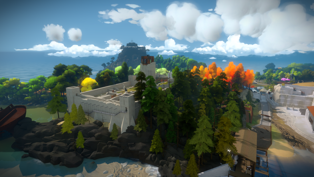 Braid creator is sacrificing his indie fortune to make The Witness
