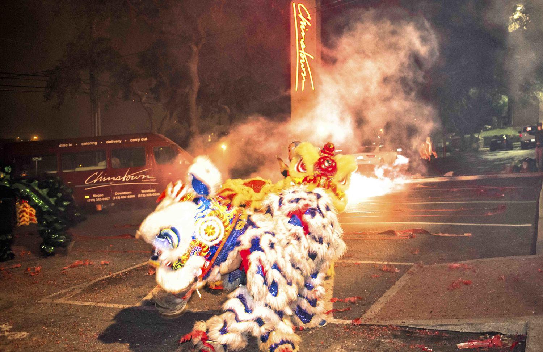 Chinatown's Chinese New Year Banquet