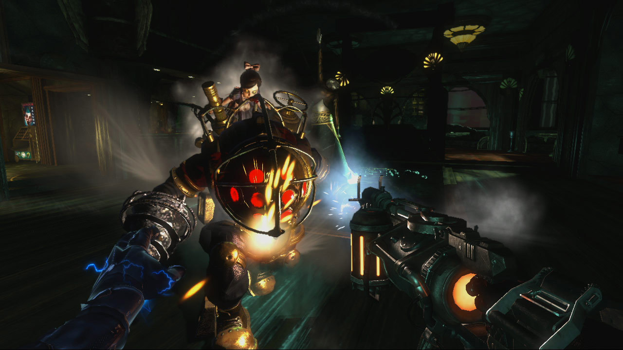 BioShock 2 pulled for sale from Steam, PlayStation Network and Xbox Live (update)