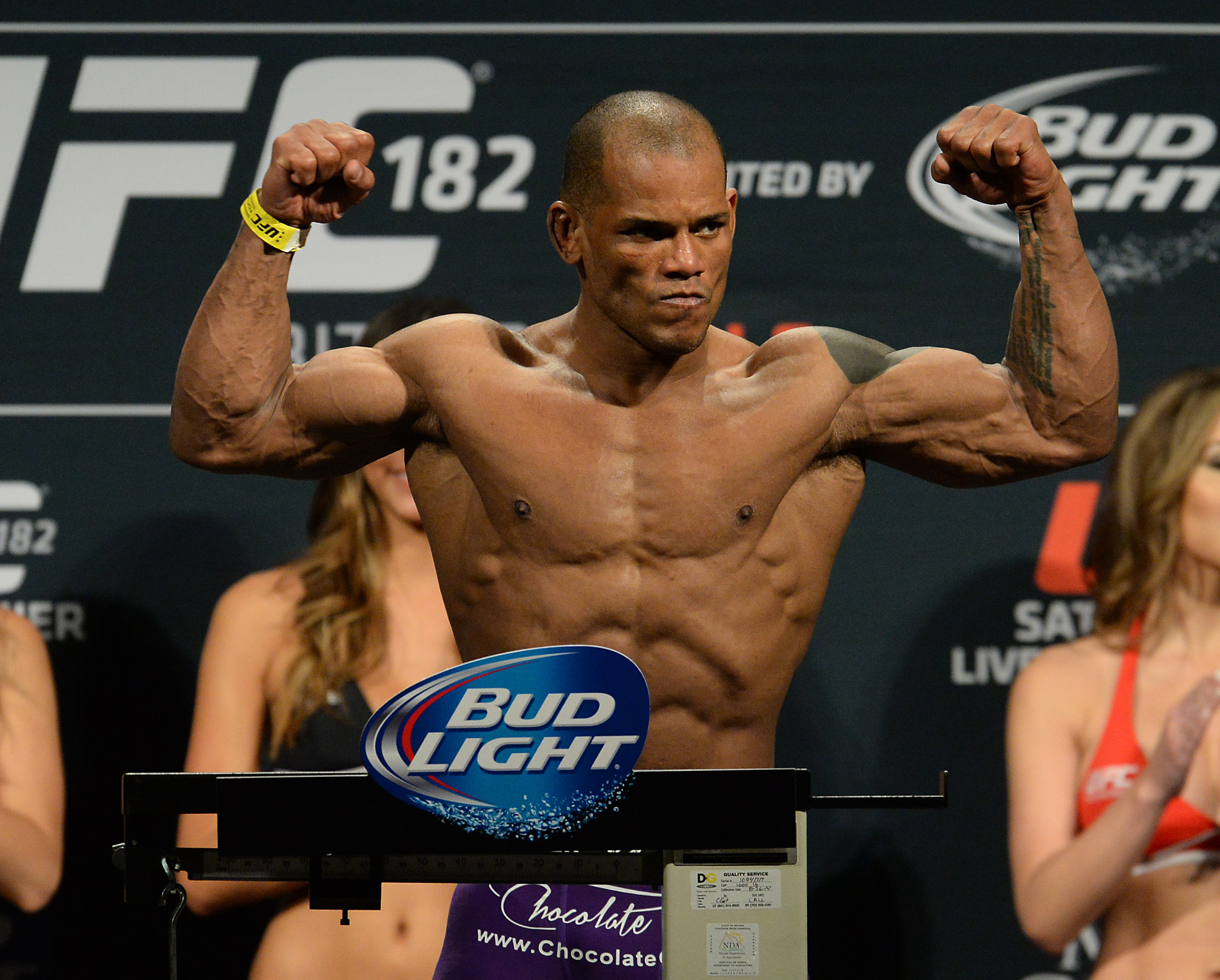 hector lombard steroids