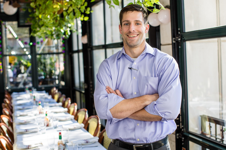John Michael Rowland of Superior Seafood