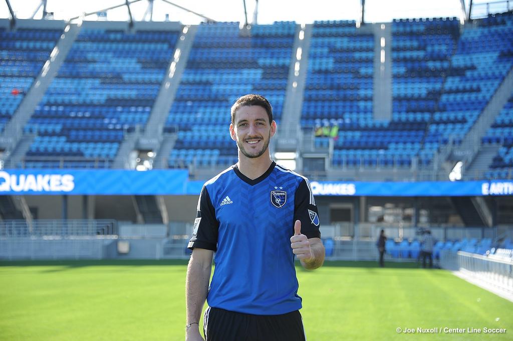 Jean-Baptiste Pierazzi approves of brand-new Avaya Stadium