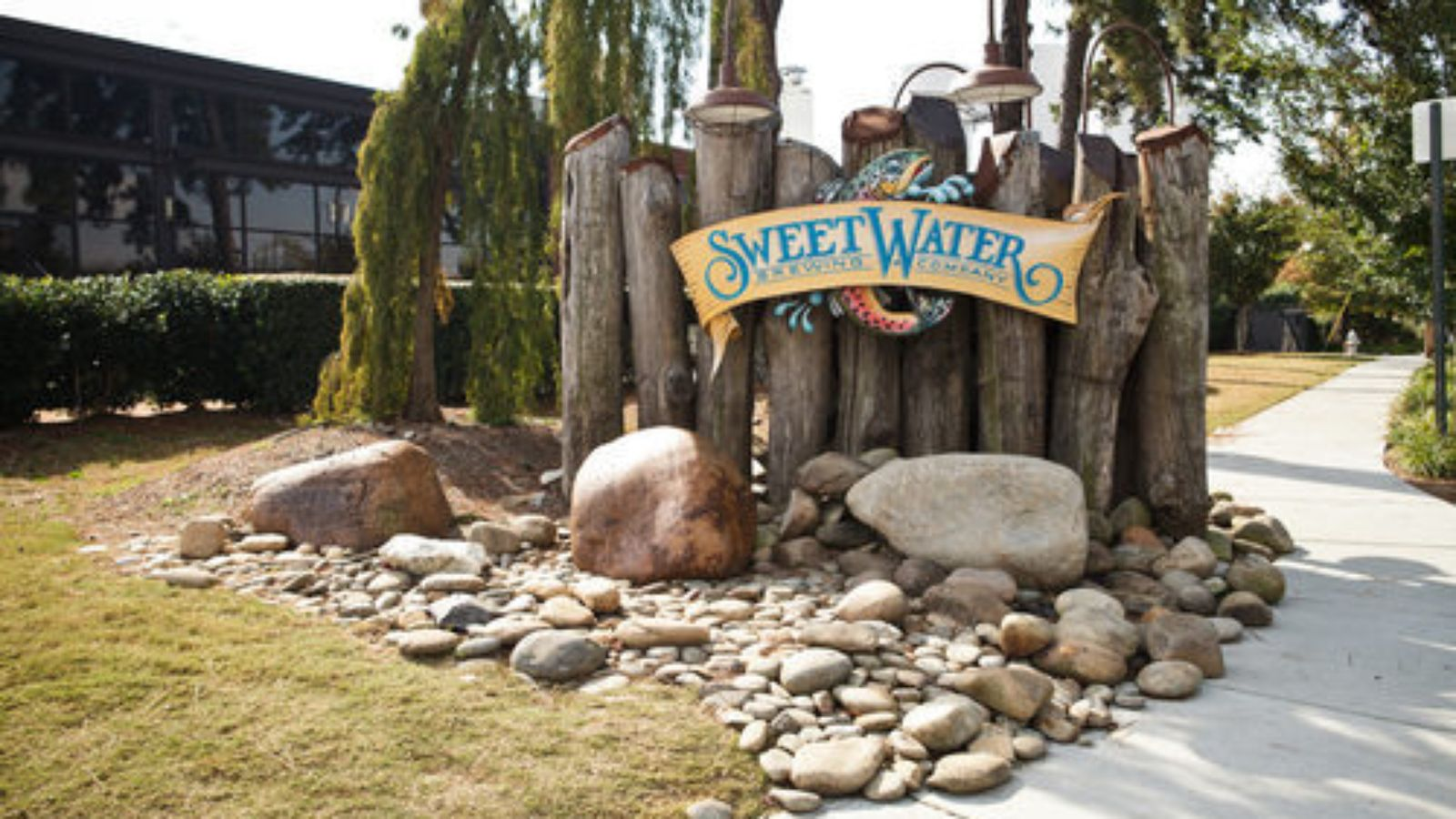 SweetWater Brewing Company.