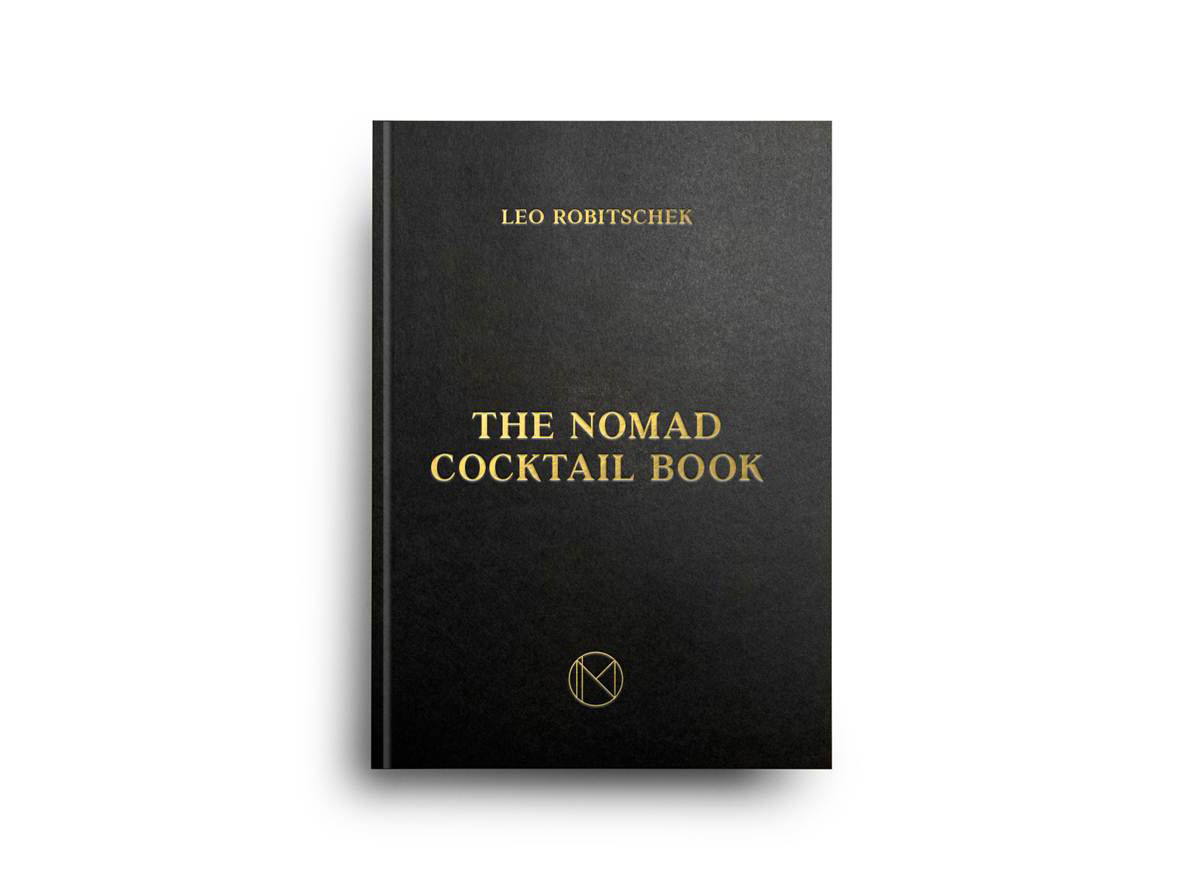 Nomad Cookbook Will Have Separate Cocktail Book by Leo Robitschek