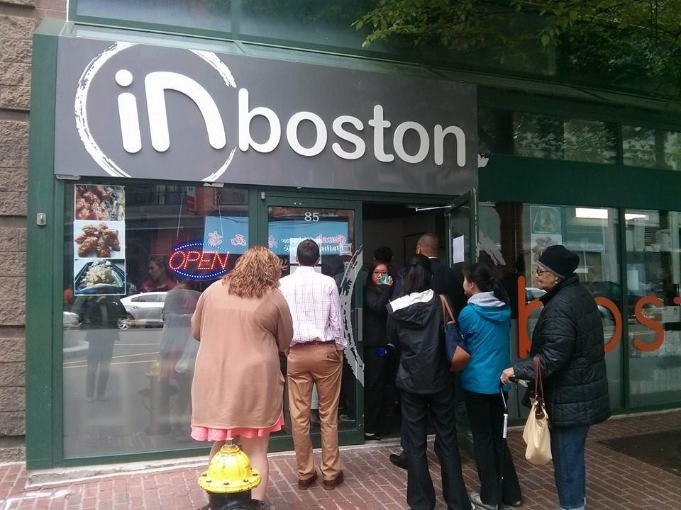 InBoston, downtown