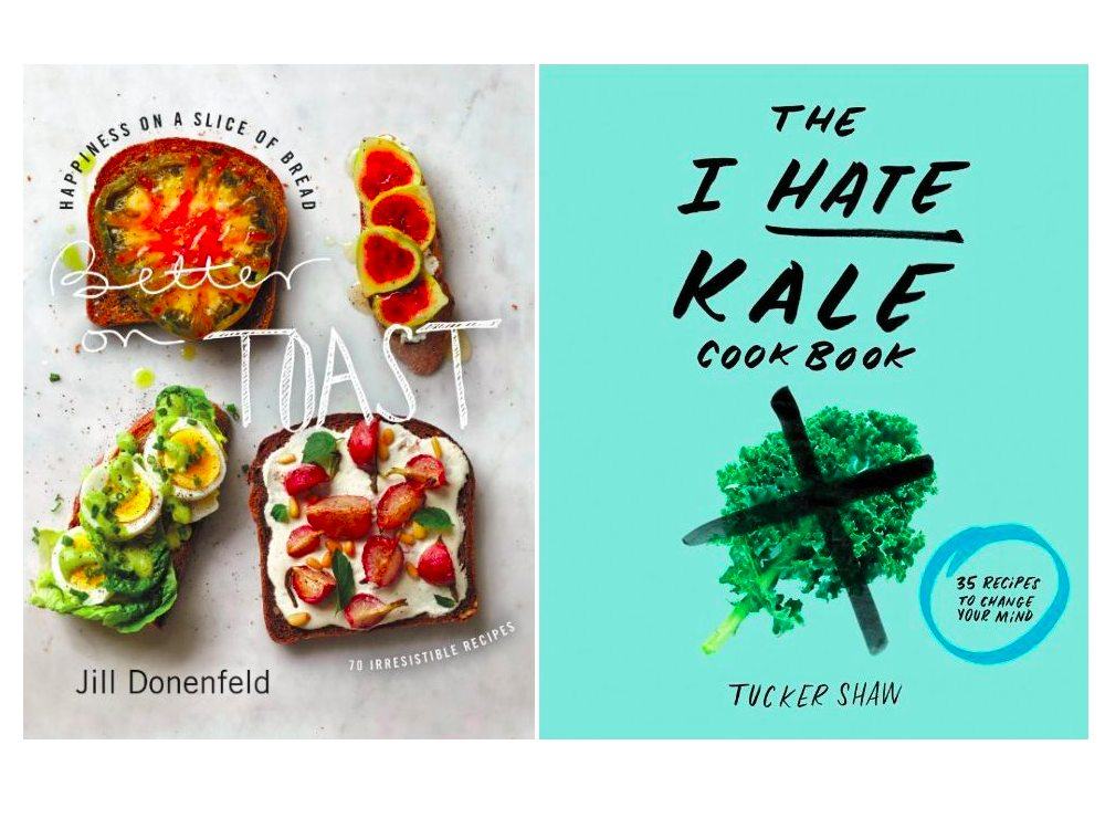 Upcoming Toast and Kale Cookbooks Join 'Brodo' as America's Most Trend-Chasing Titles