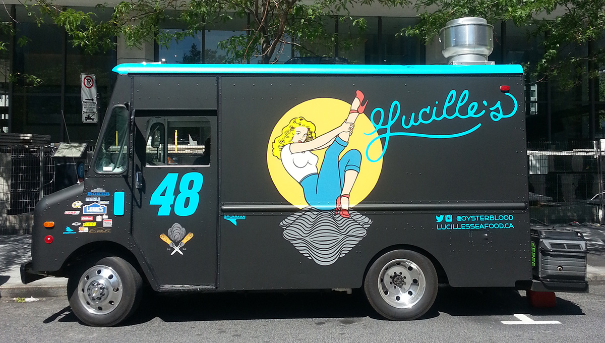 Food truck, NDG and now Westmount