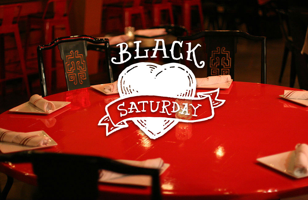 Celebrate Black Saturday With Tacky Heart-Shaped Foods, Kitchen Disasters, and More