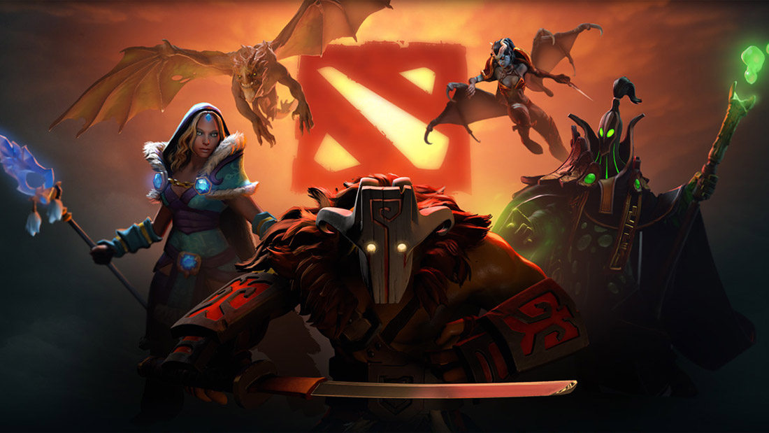 Dota 2 is Steam's first game with 1 million users playing at the same time