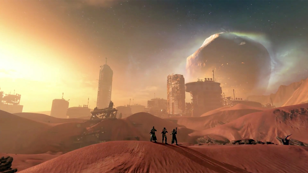 Bungie beefs up Destiny's writing team with a new 'loremaster'