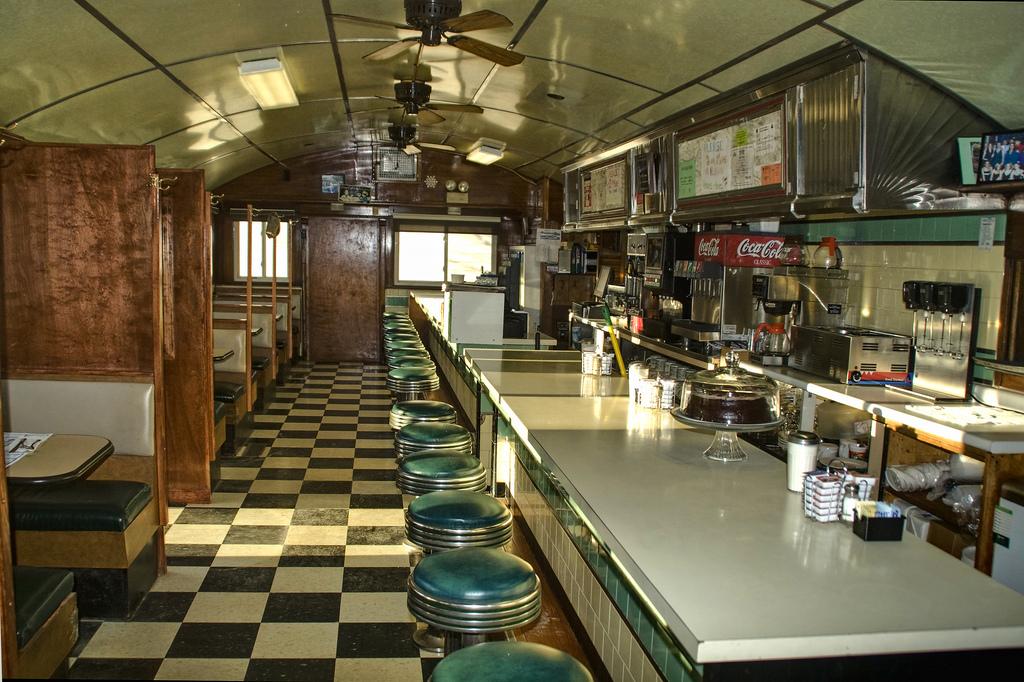 Peterborough Diner, Peterborough, NH