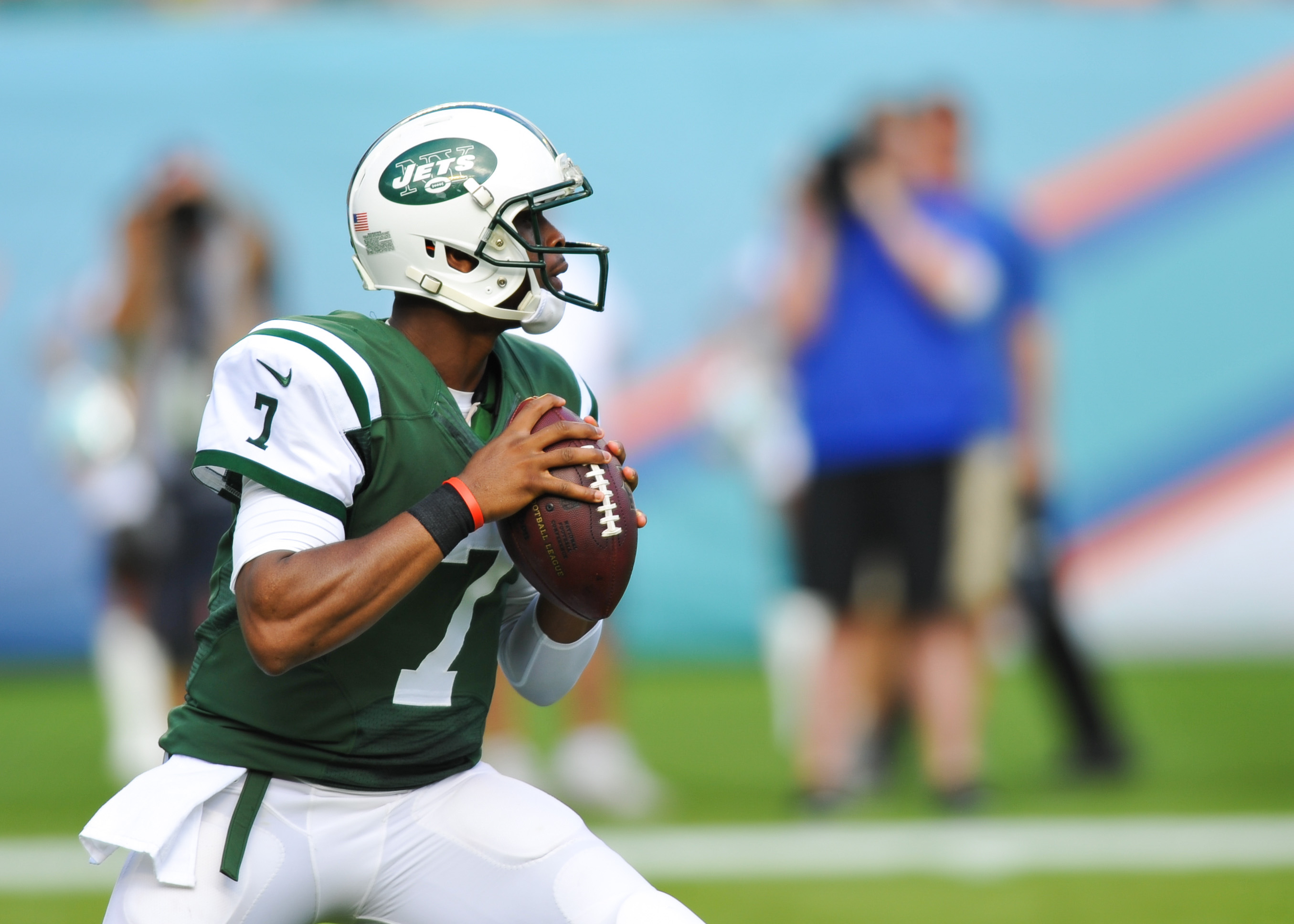 Jets coach Todd Bowles still evaluating Geno Smith