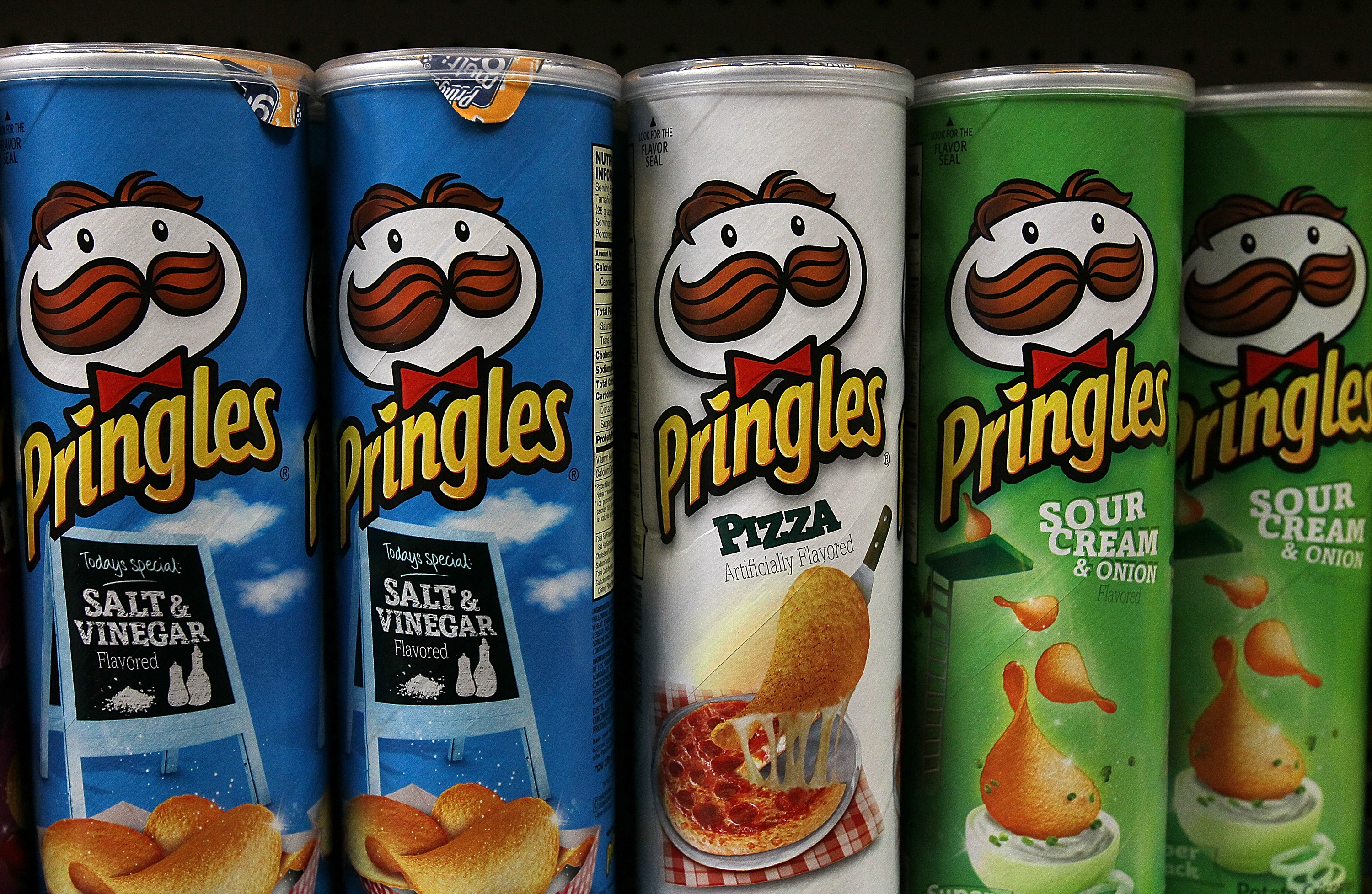 Obesity in America is more about snacks than giant meals