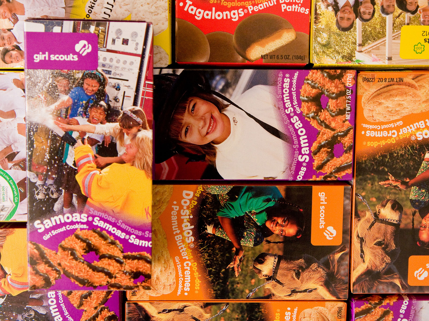 Here's Why Girl Scout Cookies Taste Different Across the Country