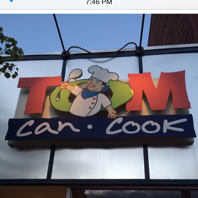 Tom Can Cook and InBoston joined forces in Waltham