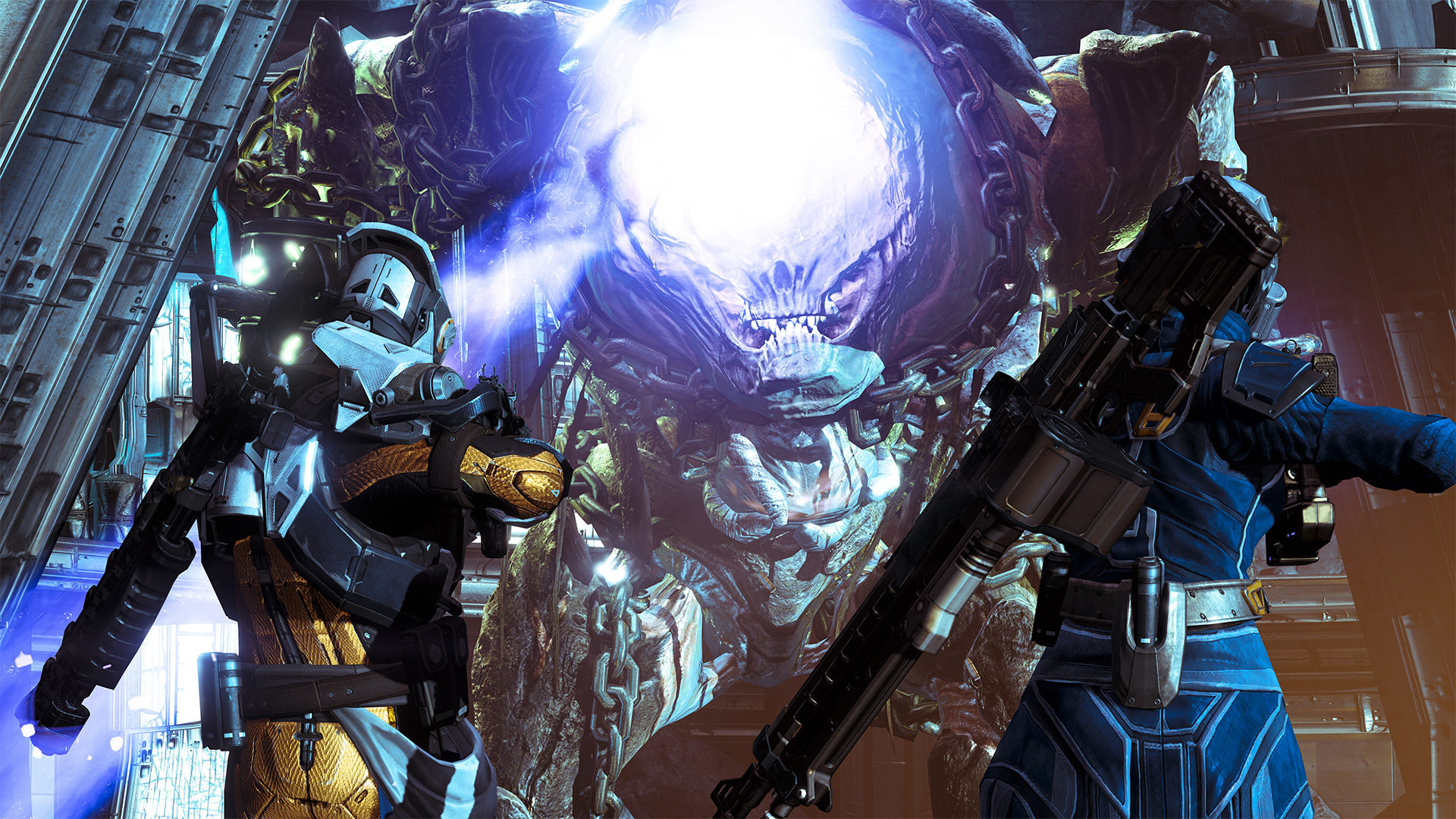 Destiny's weekly heroic strikes will feature matchmaking after the next patch