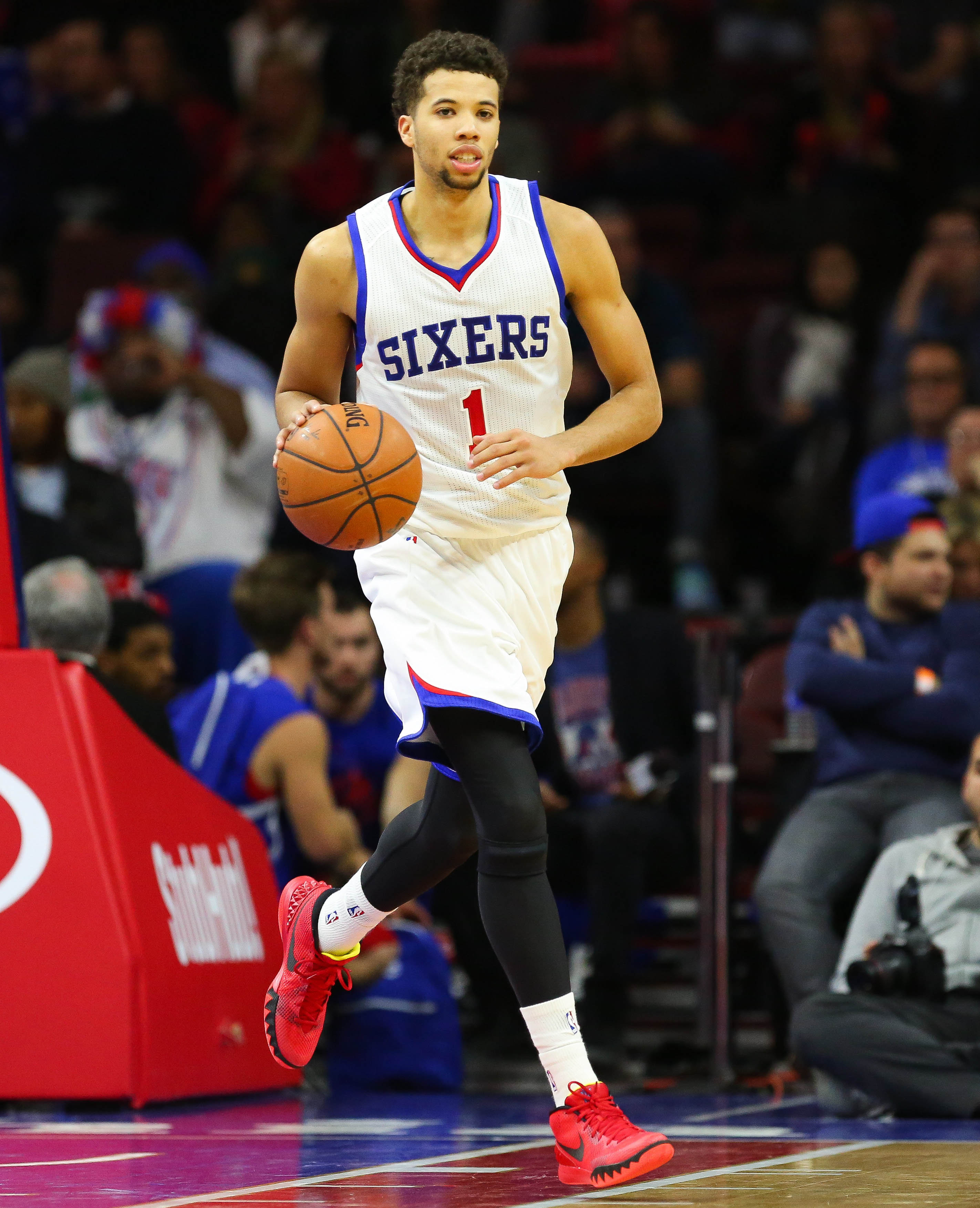 Jason Kidd finds his long-armed pupil in Michael Carter-Williams